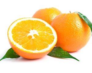 naranja | Frutas con N