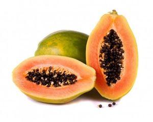 Papaya | Frutas con p