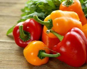 Pimiento | Frutas con p