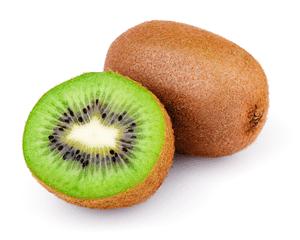 Kiwi fruta | Fruta con k