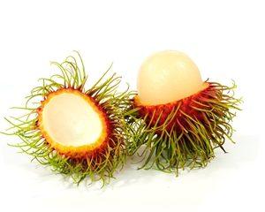 Rambutan fruta | Frutas con r