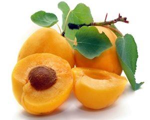 Damasco fruta | Frutas con d