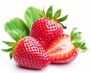 fresas fruta | frutas con f