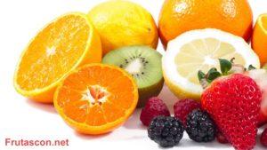 Frutas con Colageno lista completa