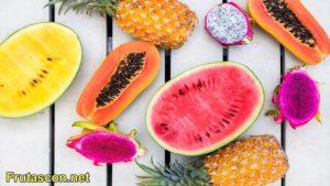 frutas con menos azúcar y calorías