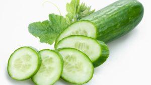 El pepino es una fruta o vegetal