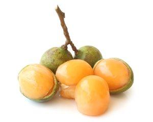 Mamón fruta | Frutas con m